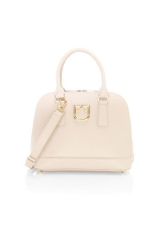 Furla Small Fantastica Dome Leather Bag