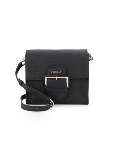 Furla Small Leather Crossbody Bag