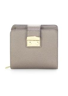 Furla Metropolis Leather Bi-Fold Wallet