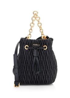 Furla Stacey Cometa Mini Drawstring Bag