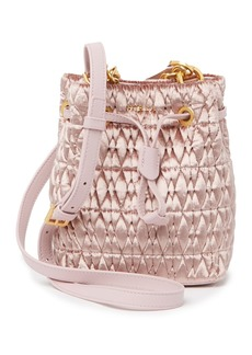Furla Stacy Cometa Mini Drawstring Bucket Bag