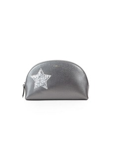 Furla Star Leather Cosmetic Pouch