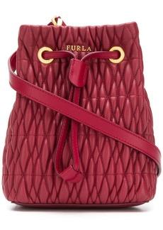 Furla Stasy Cometa nappa quilted bag