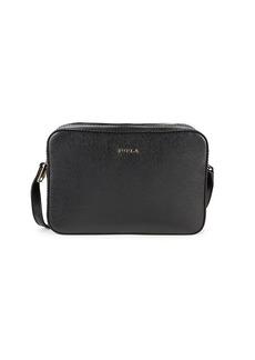 Furla X-Large Lilli Leather Crossbody Camera Bag