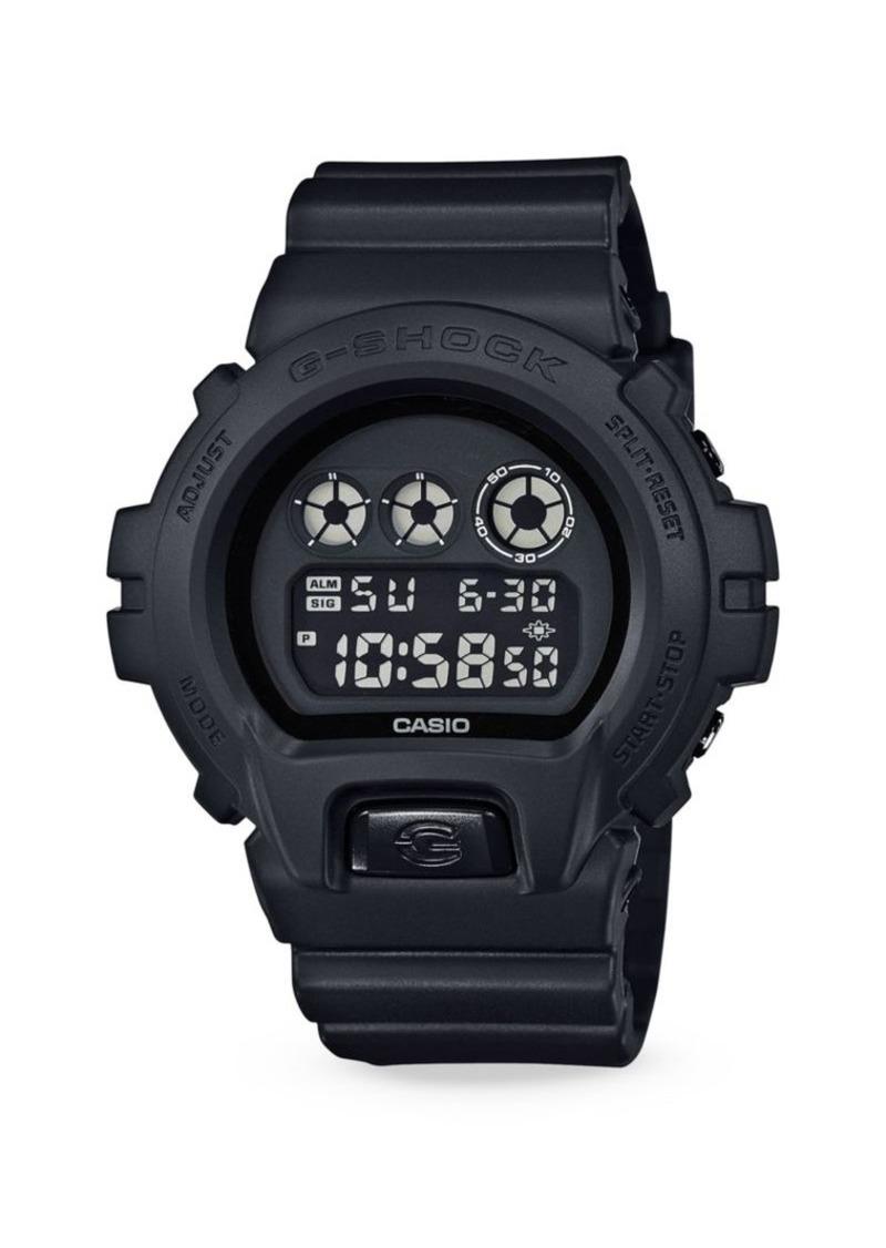 G-Shock All Digital Shock Resistant Strap Digital Watch
