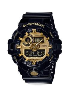 G-Shock Analog Digital Quartz Strap Watch