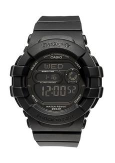 G-Shock Baby-g Watch, Women's Digital Black Resin Strap 42x46mm BGD140-1A