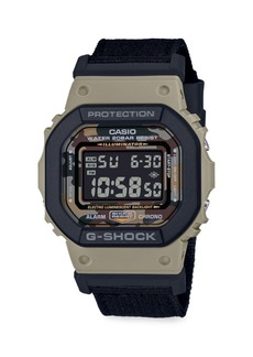 G-Shock Camouflage Square Digital Watch