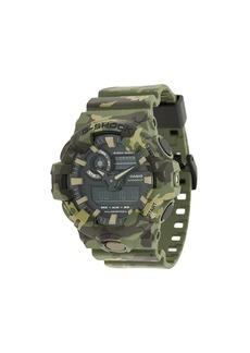 Casio x G-Shock camouflage watch