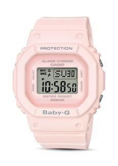 G-Shock Baby-G Watch, 45mm