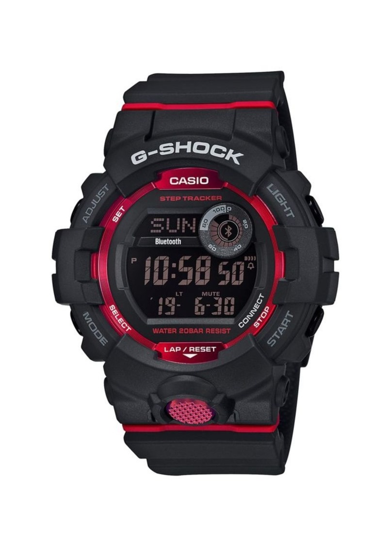 G-Shock Black Digital Smart Watch