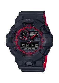 G-Shock GA-700 Layered Color Resin Strap Watch