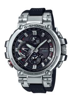 G-Shock Men's Solar Black Resin Strap Watch 51.7mm