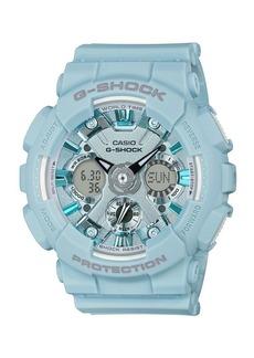 G-Shock Round Analog and Digital Strap Watch