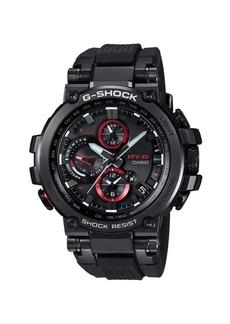 G-Shock Round Chronograph Strap Watch
