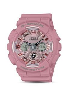 G-Shock S Series Pink Watch, 45.9mm