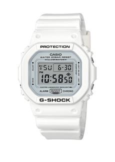 G-Shock Shock-Resistant Digital Strap Watch