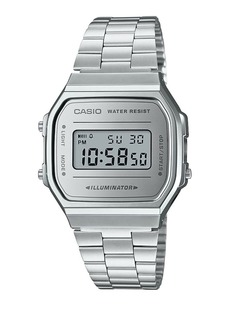 G-Shock Square Stainless Steel Digital Bracelet Watch