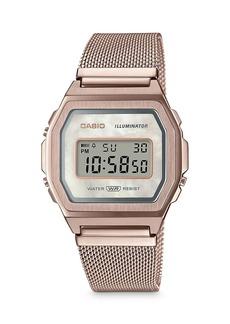 G-Shock Vintage Digital Watch, 35.5mm