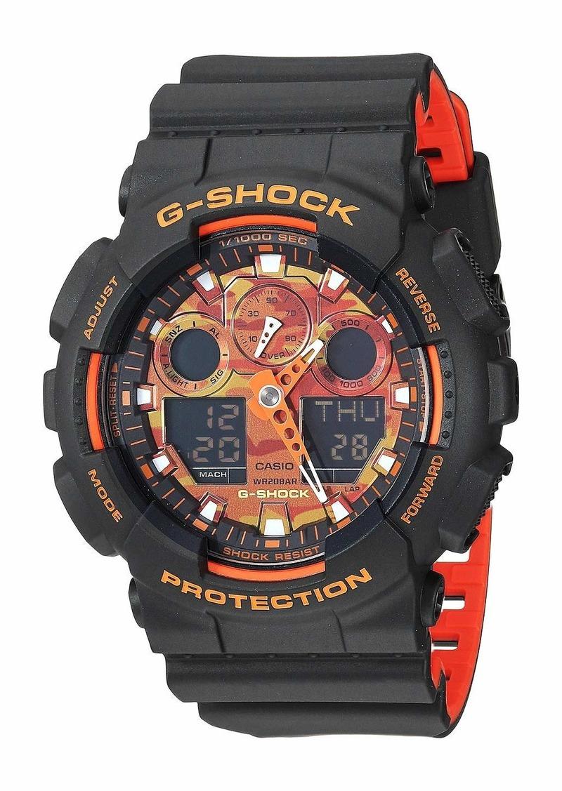 G-Shock GA-100BR-1ACR