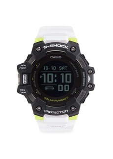 Men's G-Shock Move Digital Steph Track Resin-Strap Watch