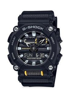 Men's G-Shock Resin Analog-Digital Watch
