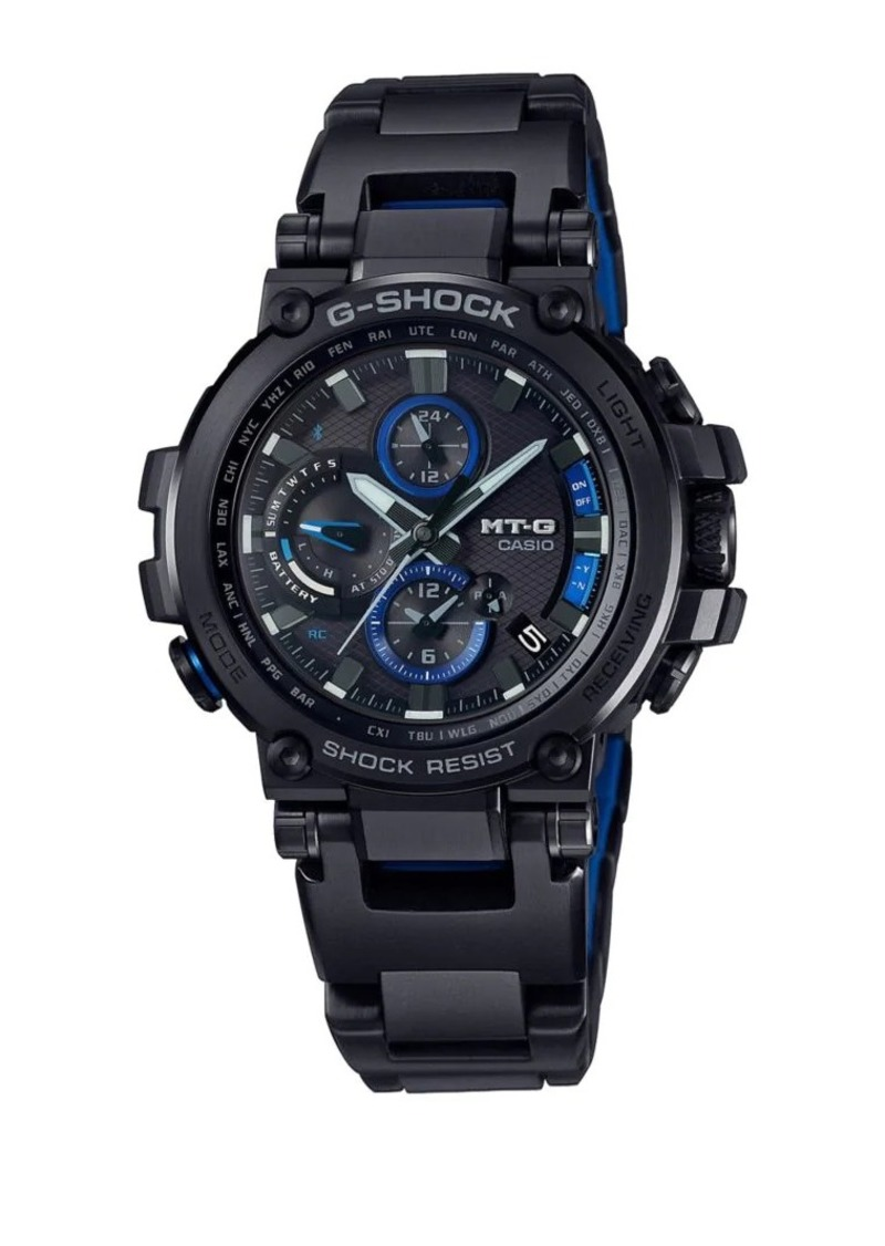 G-Shock Stainless Steel Chronograph Watch
