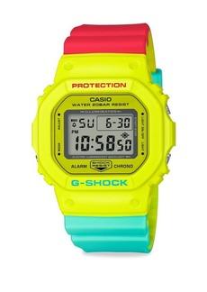G-Shock Tri-Color Digital Watch