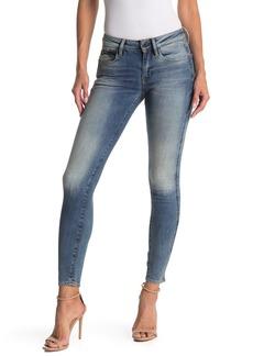 G-Star 3301 Studs Mid Skinny Jeans