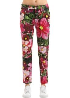 G-Star Elwood Floral Boyfriend Denim Jeans