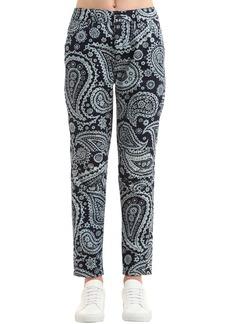 G-Star Elwood Indian Paisley Print Denim Jeans