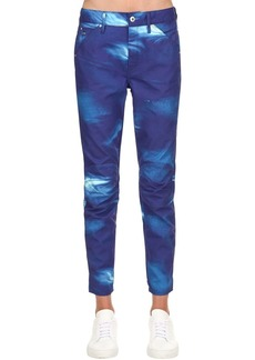 G-Star Elwood Printed Boyfriend Denim Jeans