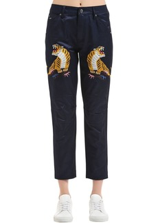 G-Star Elwood Tiger Boyfriend Denim Jeans