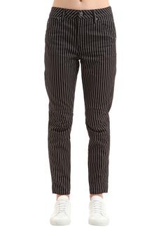 G-Star Elwood Wabash Stripe Print Denim Jeans