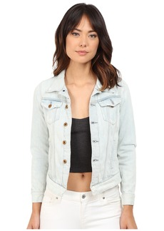 G-Star 3301 Denim Jacket in Scatter Denim