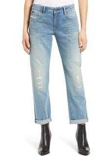 G-Star RAW Kate Boyfriend Jeans (Vintage Cool Aqua Destroyed)