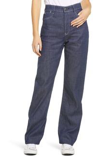 G-Star RAW Tedie Ultra High Waist Straight Leg Jeans