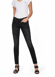 G-Star Raw Women's 3301 Contour High Rise Skinny Jean