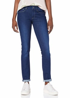 G-Star Raw Women's 3301 Contour High Rise Skinny Benwick Stretch Denim  Jean 27/32