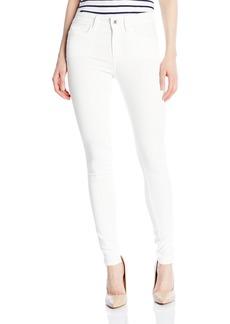 G-Star Raw Women's 3301 Deconstructed Ultra High Skinny White Talc Super Stretch 3D Aged Jean  25x32