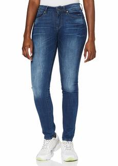 G-Star Raw Women's 3301 High Skinny Jeans in Yzzi Stretch Denim