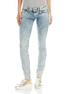 G-Star Raw Women's 3301 Low Rise Skinny Fit Jean in Tobin Superstretch