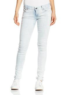 G-Star Raw Women's 3301 Low Rise Super Skinny Jean in