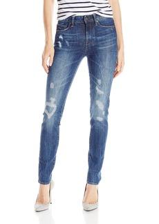 G-Star Raw Women's 3301 Ultra High Rise Skinny Fit Jean in Hadron Stretch Denim  25
