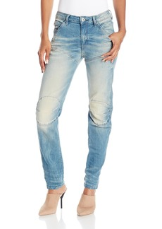 G-Star Raw Women's 5620 3D Low Rise Boyfriend Fit Jean in Cyclo Stretch