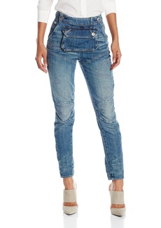 G-Star Raw Women's 5620 3D Pouch High Rise Boyfriend Fit Jean