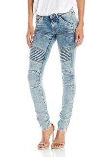 G-Star Raw Women's 5620 Custom Mid Rise Skinny Fit Jean in Tobin
