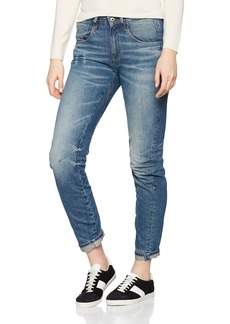 G-Star Raw Women's Arc 3D Low Boyfriend Jeans in Tobe Denim