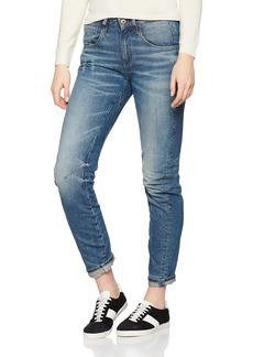 G-Star Raw Women's Arc 3D Low Boyfriend Jeans in Tobe Denim