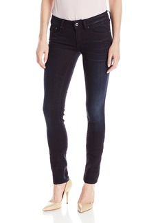 G-Star Raw Women's Attacc Midrise Straight Slander Super Stretch  Jean 24/32